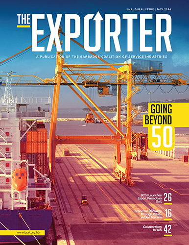 The Exporter Magazine, Inaugural Issue, November-2016