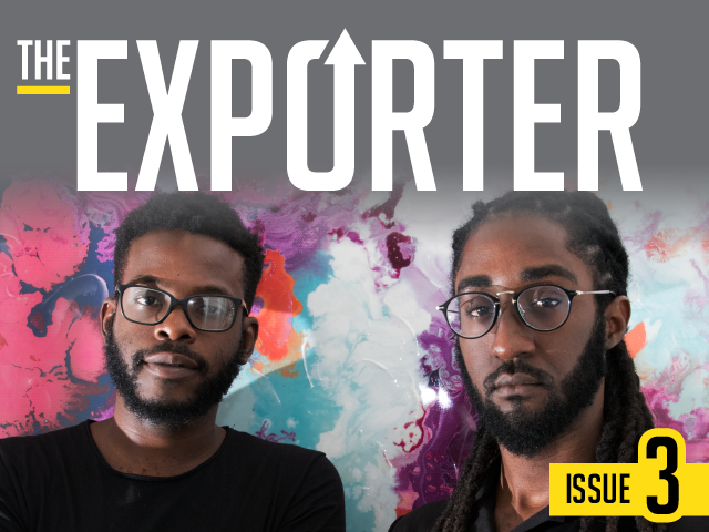 The Exporter Magazine Issue 3 – Shaping Our Contemporary Culture