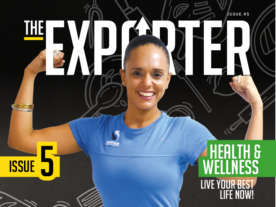 The Exporter Magazine Issue 5 – Health and Wellness