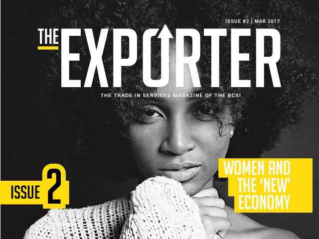 The Exporter Magazine Issue #2 – Women & The New Economy